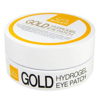 Gold Hydrogel Eye Patch