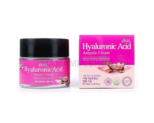 Hyaluronic Acid Ampoule Cream