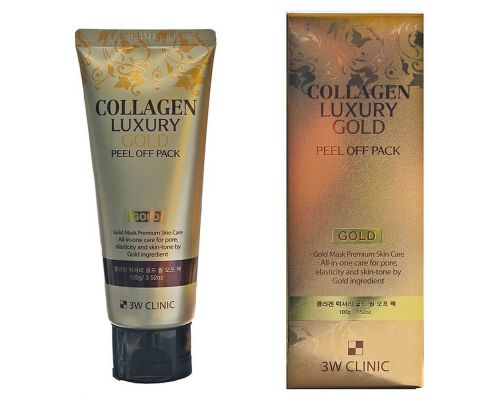 Collagen Luxury Gold Peel Off Pack