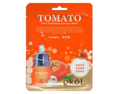 Увлажняющая маска с экстрактом томата от Ekel