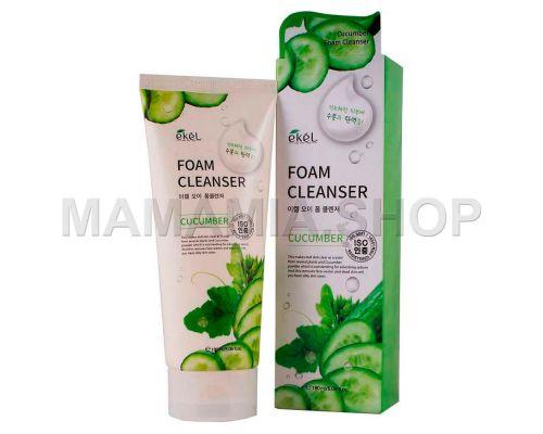 Cucumber Foam Cleanser