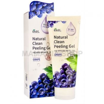 Natural Clean Peeling Gel Grape