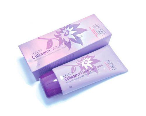 Collagen Whitening Sun Cream SPF50+/PA++++