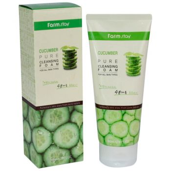 Cucumber Pure Cleansing Foam
