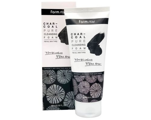 Char-Coal Pure Cleansing Foam