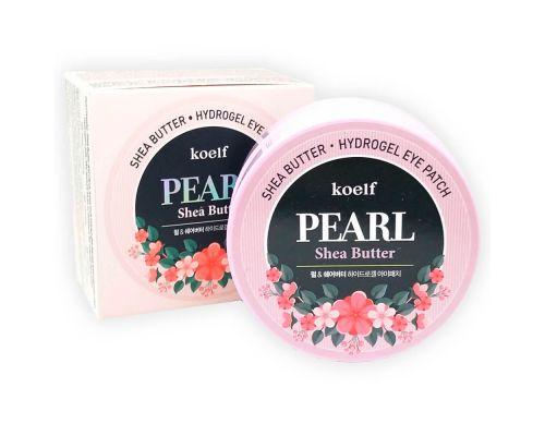 Hydro Gel Eye Patch Pearl Shea Butter