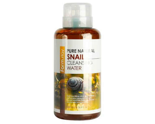 Pure Natural Snail Cleansing Water