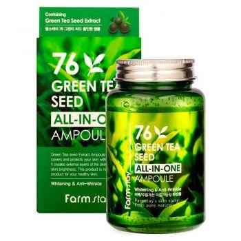 Ампульная сыворотка с экстрактом зеленого чая от FarmStay