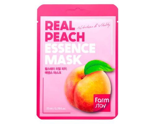 Real Peach Essence Mask