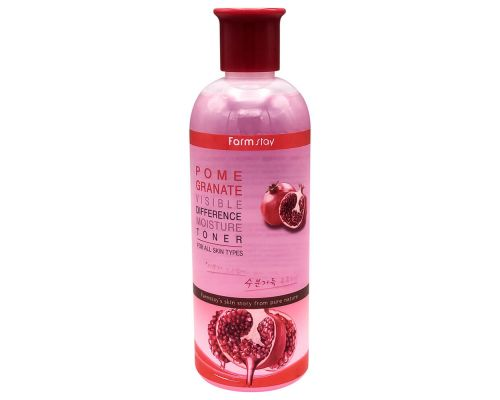 Visible Difference Moisture Toner Pomegranate