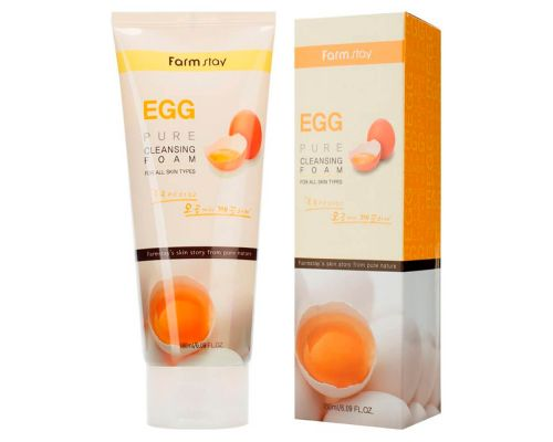 Egg Pure Cleansing Foam