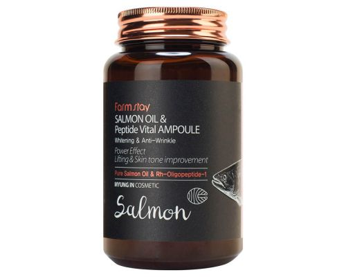 Salmon Oil & Peptide Vital Ampoule