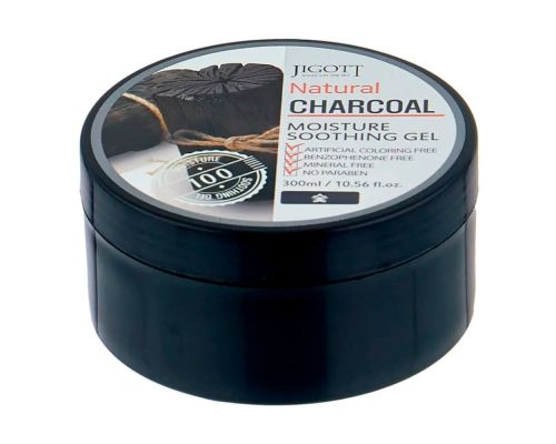 Natural Charcoal Moisture Soothing Gel