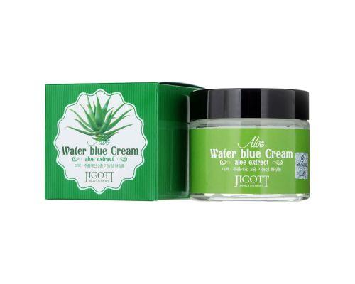 Aloe Water Blue Cream