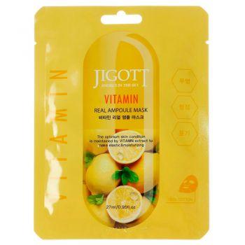 Ампульная маска с витаминами от JIGOTT