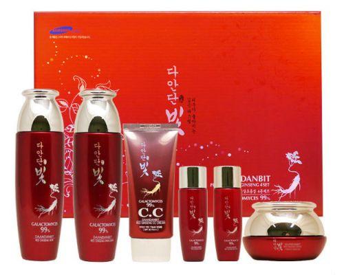 Daandan Bit Premium Red Ginseng 4 Set