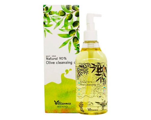 Natural 90% Olive Cleansing Oil