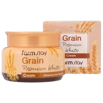 Grain Premium White Cream