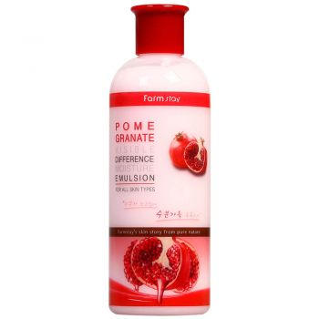 Visible Difference Moisture Emulsion Pomegranate