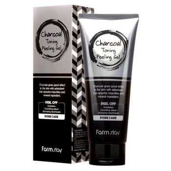 Charcoal Toning Peeling Gel