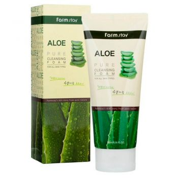 Aloe Pure Cleansing Foam