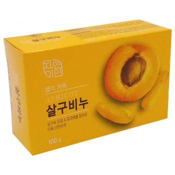 Восстанавливающее мыло с маслом абрикоса от Mukunghwa