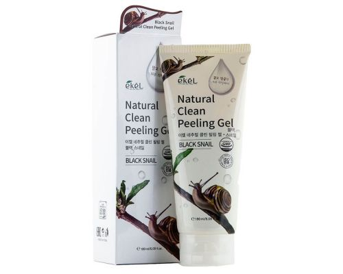 Natural Clean Peeling Gel Black Snail
