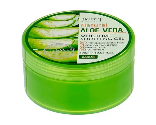 Natural Aloe Vera Moisture Soothing Gel