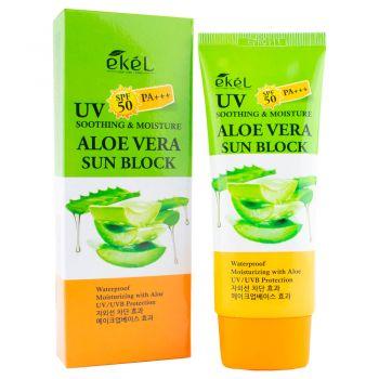 Soothing & Moisture Aloe Vera Sun Block SPF 50 PA+++