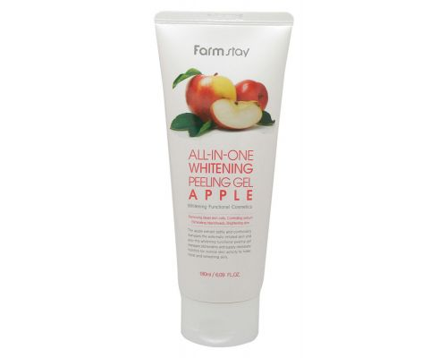 All-In-One Whitening Peeling Gel Apple