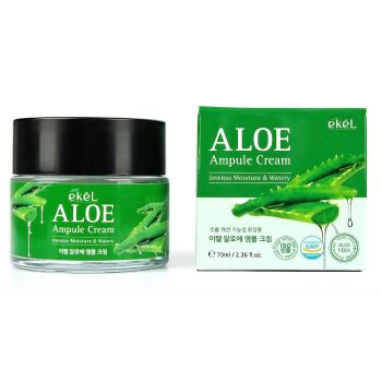 Aloe Ampoule Cream