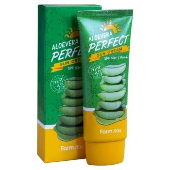Aloe Vera Perfect Sun Cream SPF50+ PA+++