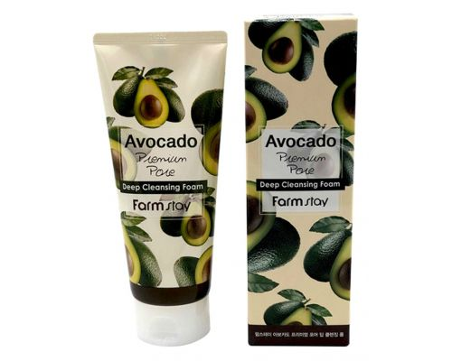 Avocado Cleansing Foam