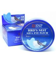 Bird's Nest Aqua Eye Patch