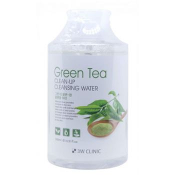 Clean-Up Cleansing Water Green Tea