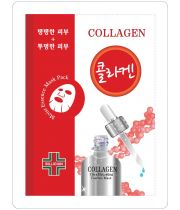 Collagen Moist Essence Mask Pack