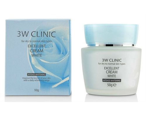 Excellent Cream White