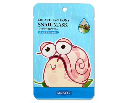 Fashiony Snail Mask Sheet