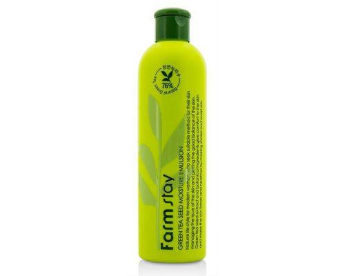 Green Tea Seed Moisture Emulsion