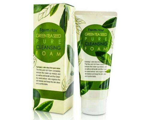 Green Tea Seed Pure Cleansing Foam
