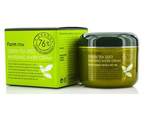 Green Tea Seed Whitening Water Cream