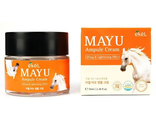 Horse Oil Ampoule Cream