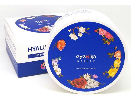 Hyaluronic Acid Hydrogel Eye Patch
