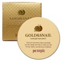 Hydrogel Eye Patch Gold and Snail