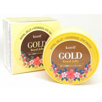 Hydro Gel Eye Patch Gold Royal Jelly