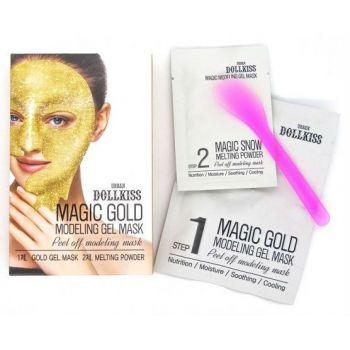 Magic Gold Modeling Gel Mask