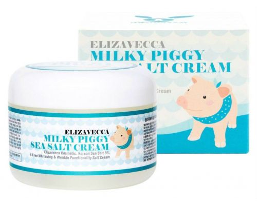 Milky Piggy Sea Salt Cream