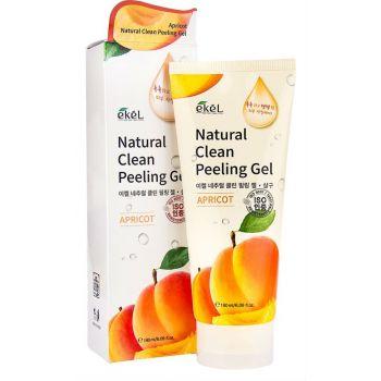 Natural Clean Peeling Gel Apricot