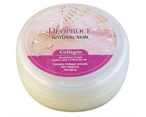 Natural Skin Collagen Nourishing Cream