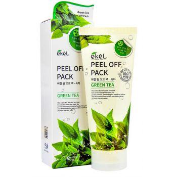 Peel Off Pack Green Tea